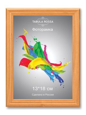 Фоторамка 13х18 №455 Tabula Rossa. Цвет: светло-оранжевый