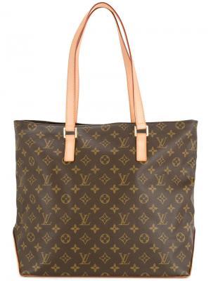 Сумка на плечо Cabas Mezzo Louis Vuitton Vintage. Цвет: коричневый