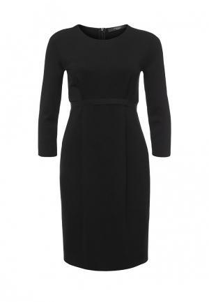 Платье Weekend Max Mara. Цвет: черный