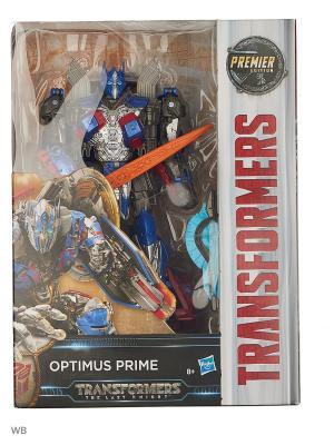 Трансформеры 5: Вояджер Transformers. Цвет: синий, оранжевый