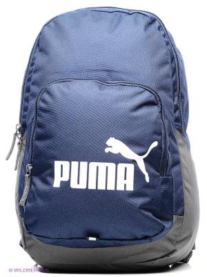 Рюкзак PUMA Phase Backpack. Цвет: синий
