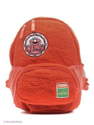 Рюкзак Sesame Street Small Backpack Puma. Цвет: красный