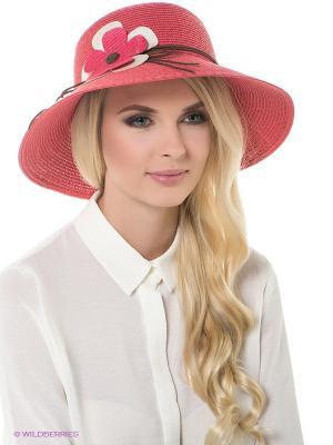 Шляпа Mascotte. Цвет: малиновый