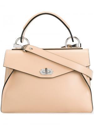 Средняя сумка-тоут Hava Proenza Schouler. Цвет: телесный