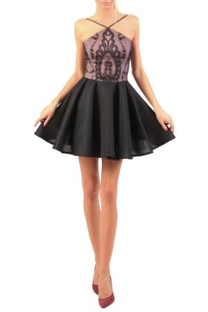 Dress JUNONA. Цвет: pink