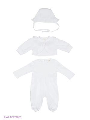 Комплекты одежды Baby Boom. Цвет: белый