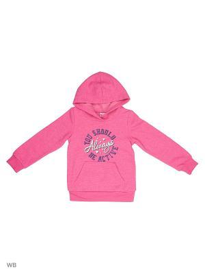 Худи Modis. Цвет: розовый, фиолетовый