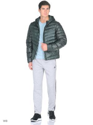 Куртка SDP JACKET UTIIVY Adidas. Цвет: зеленый