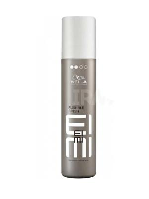 Wella EIMI Flexible Finish - Неаэрозольный моделирующий спрей 250 мл Professional. Цвет: прозрачный