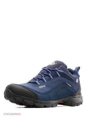Ботинки EDITEX. Цвет: синий
