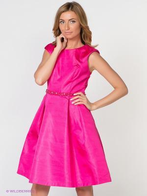 Платье APART. Цвет: фуксия