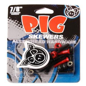 Винты для скейтборда  Skewers Blue Allen 7/8 Pig
