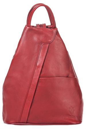 Backpack FLORENCE BAGS. Цвет: red