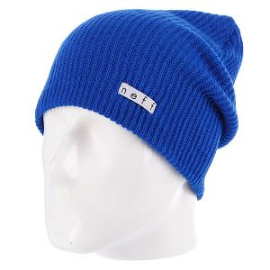 Шапка носок  Daily Blue Neff. Цвет: синий