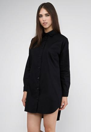 Платье MirrorStore. Цвет: черный