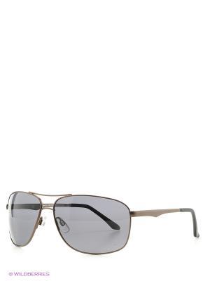 Солнцезащитные очки MS 01-315 08 Mario Rossi. Цвет: коричневый