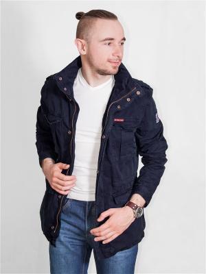 Куртка Frogman TACTICAL FROG. Цвет: синий
