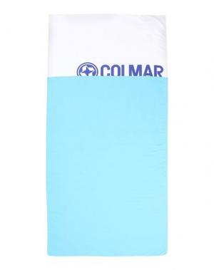 Пляжное полотенце COLMAR. Цвет: белый