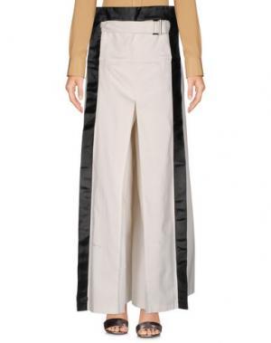 Повседневные брюки LIMI FEU. Цвет: белый