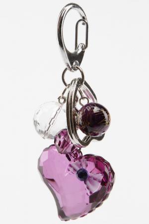 Брелок Glam. Цвет: фиолетовый
