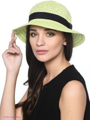 Шляпа Shapkoff. Цвет: салатовый