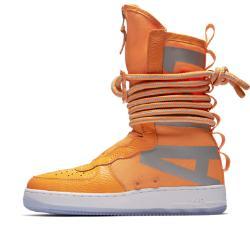 Мужские ботинки  SF Air Force 1 Hi Nike. Цвет: оранжевый