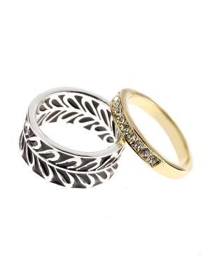 Кольцо Bijoux Land. Цвет: серебристый