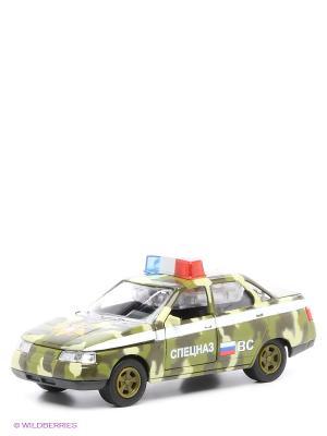 Машина Технопарк. Цвет: хаки