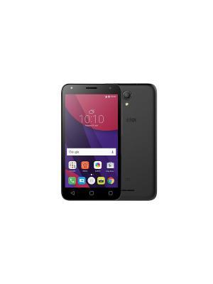 Смартфон  5010D PIXI 4 Alcatel. Цвет: черный