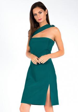 Платье Vestetica. Цвет: зеленый