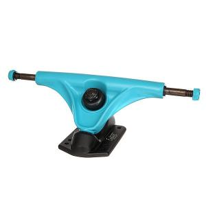 Подвески для скейтборда лонгборда 2шт.  Mission Black/Blue 6 (22.2 см) Eastcoast. Цвет: голубой,черный