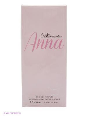 Парфюмерная вода Anna  100 ml BLUMARINE. Цвет: розовый