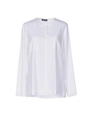 Pубашка ANNECLAIRE. Цвет: белый