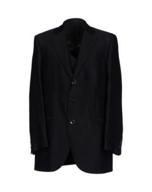 Пиджак TIZIANO REALI. Цвет: черный