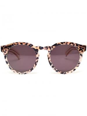 'Leonard' Acetate Sunglasses Illesteva. Цвет: многоцветный