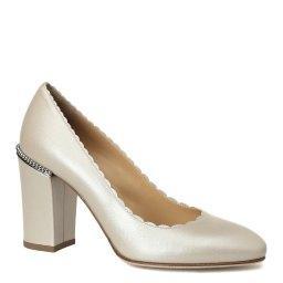 Туфли  G4936 бежево-серый GIOVANNI FABIANI