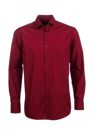 Рубашка Casino. Цвет: бордовый