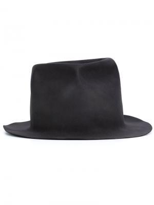 Шляпа Easy Burnt Horisaki Design & Handel. Цвет: серый