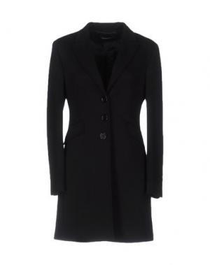 Пальто EMISPHERE. Цвет: черный