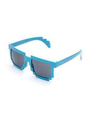 Пиксельные очки MASKBRO 510-002Синий