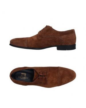 Обувь на шнурках FABIANO RICCI. Цвет: коричневый