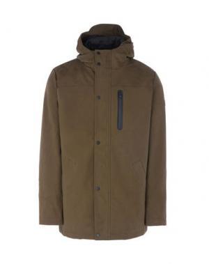 Куртка RVLT/REVOLUTION. Цвет: зеленый-милитари