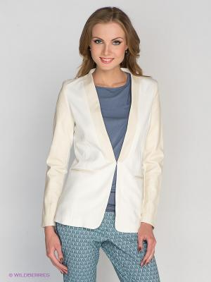 Пиджак Aaiko. Цвет: белый, кремовый