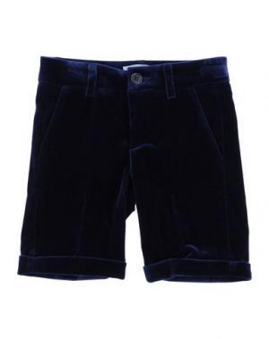 Повседневные брюки MIMISOL. Цвет: темно-синий