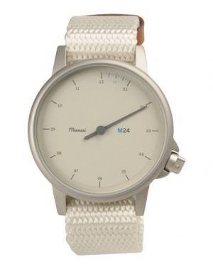 Наручные часы MIANSAI. Цвет: белый