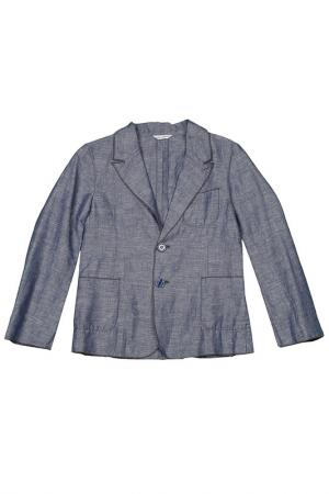 Пиджак Dolce&Gabbana. Цвет: голубой