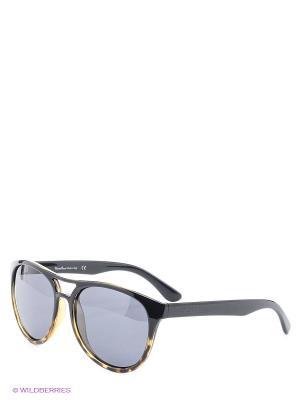 Солнцезащитные очки MS 01-234 17P Mario Rossi. Цвет: серый, черный
