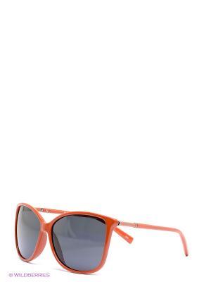 Солнцезащитные очки Polaroid. Цвет: терракотовый, антрацитовый