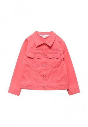 Куртка Modis. Цвет: коралловый
