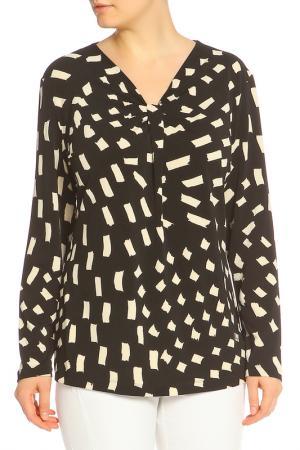 Блуза Krizia. Цвет: черный